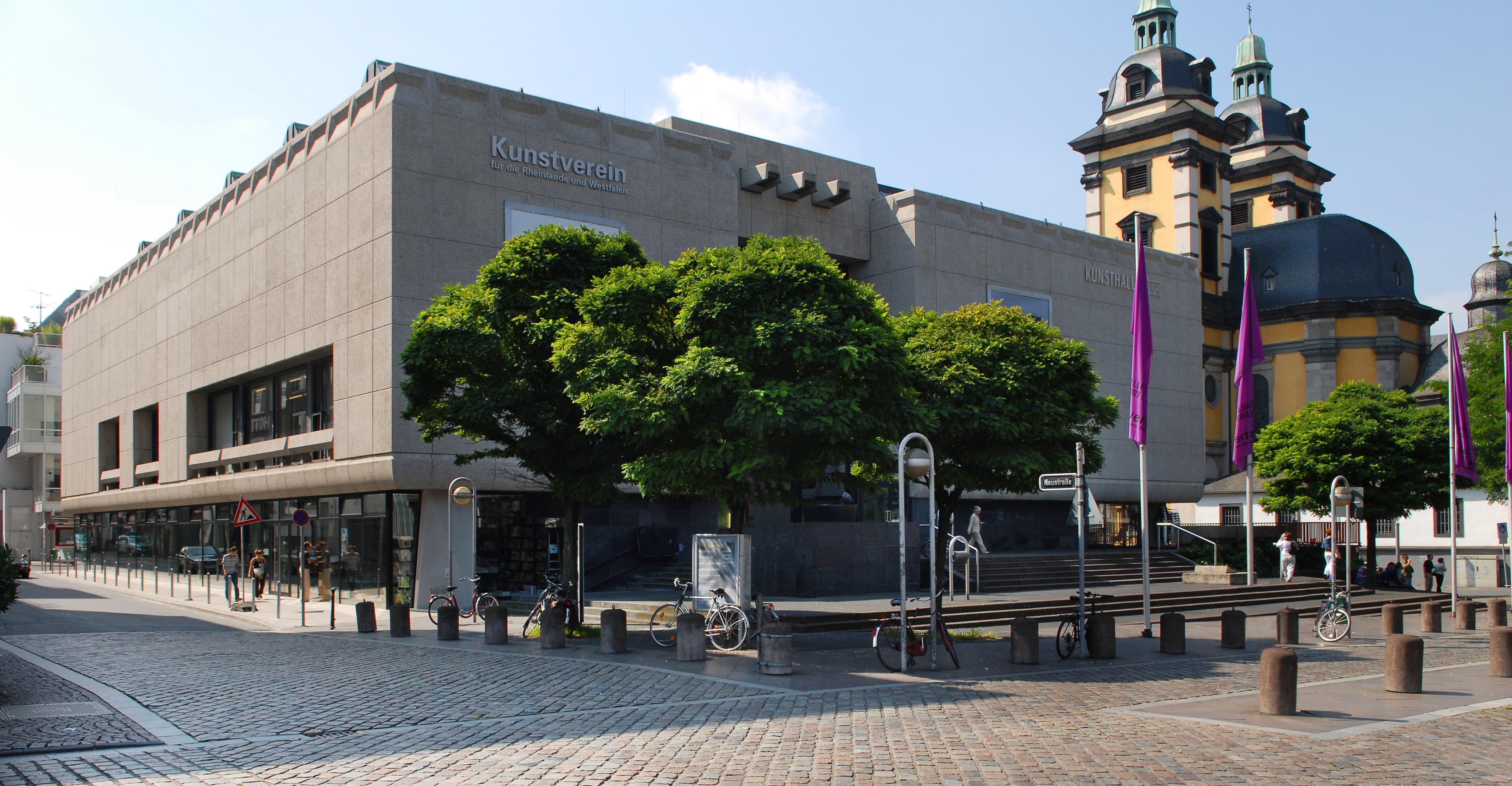 Kunsthalle Dusseldorf 01 2016 Beitrage Youpod De